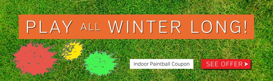 winter paintball hero